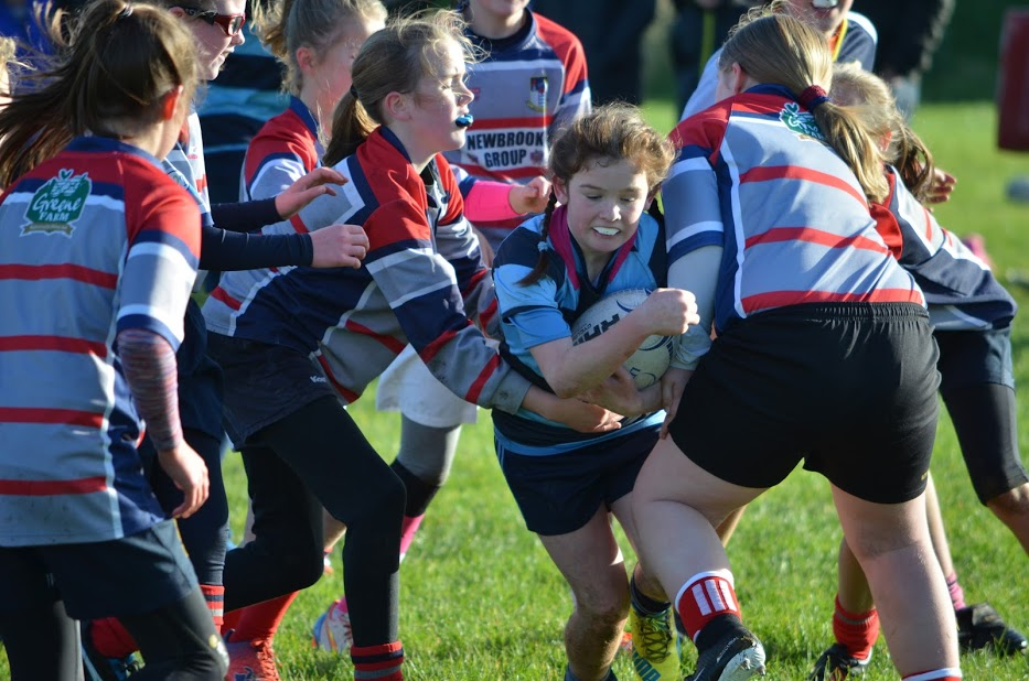 U12 Girls Blitz Sunday 12 November